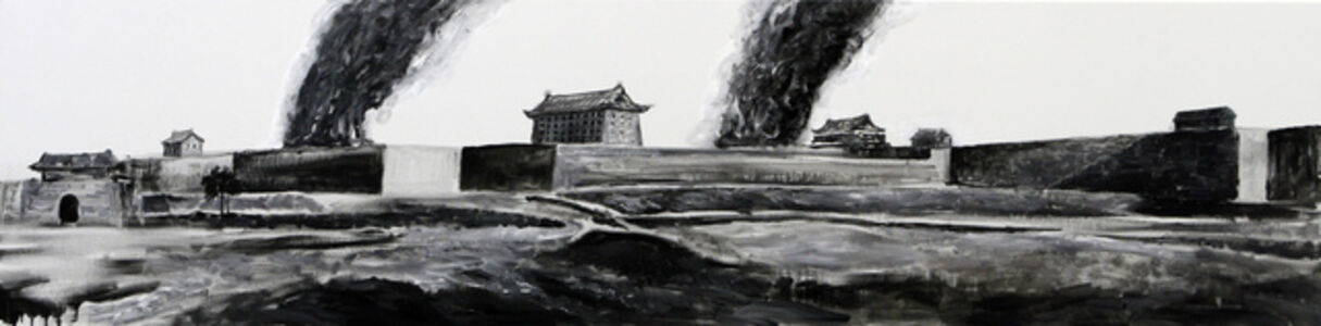 Qiu Anxiong 邱黯雄, 'The Temptation of the Land (Nr. 5)', 2009