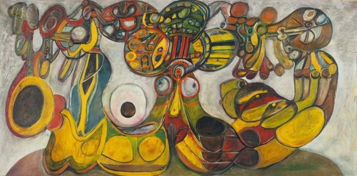 Avinash Chandra, 'UNTITLED', 1965