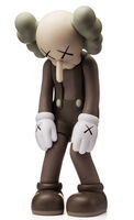 KAWS, 'Small Lie Brown', 2017