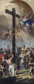 Sebastiano Ricci, 'The Exaltation of the True Cross', 1733