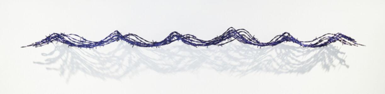 Santiago Velez, 'El mar que se convirtió en frontera / The sea that became a border  ', 2018