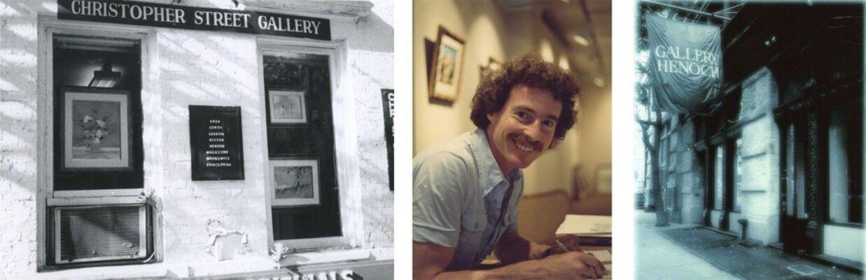 50 Years a Dealer: George Henoch Shechtman, installation view