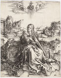 The Virgin With the Dragonfly