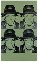 Andy Warhol, 'Portrait of Joseph Beuys', 1980