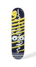 Yellow Snake (Limited Edition, Numbered) Skate Deck