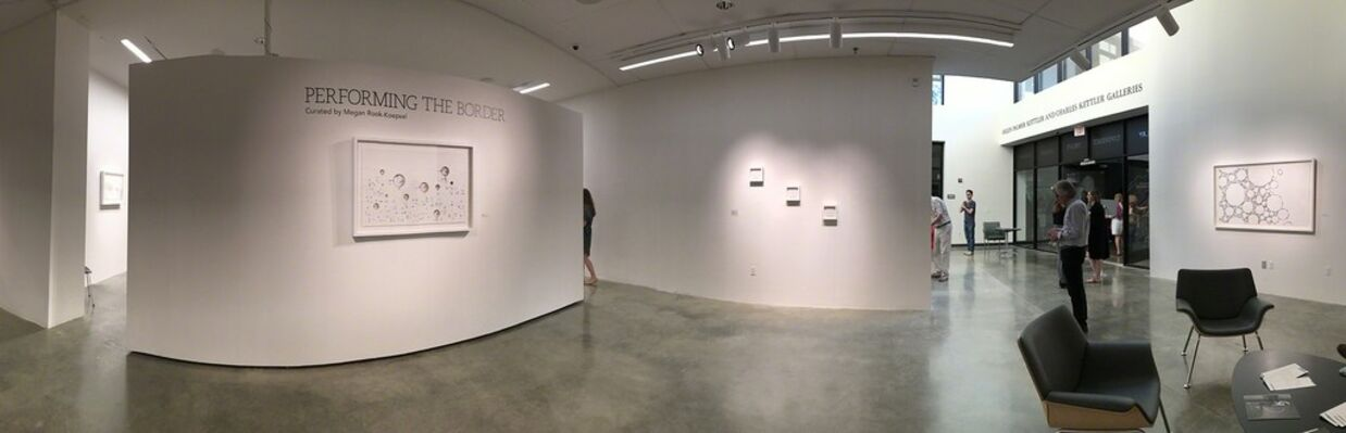 Alida Anderson Art Projects at Investec Cape Town Art Fair 2018, installation view
