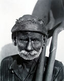 Coal Dock Worker, Havana