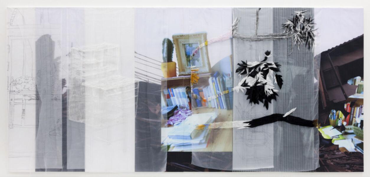 Kei Takemura, 'With R.M's Desk', 2007