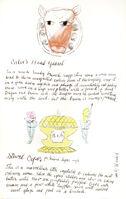 Andy Warhol, 'Calves Head Giant and Stewed Crepes, Wild Raspberries', 1959
