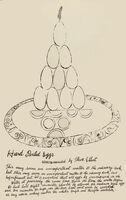 Andy Warhol, 'Hard Boiled Eggs', 1959