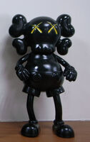 KAWS, 'Bounty Hunter BXH Companion', 1999
