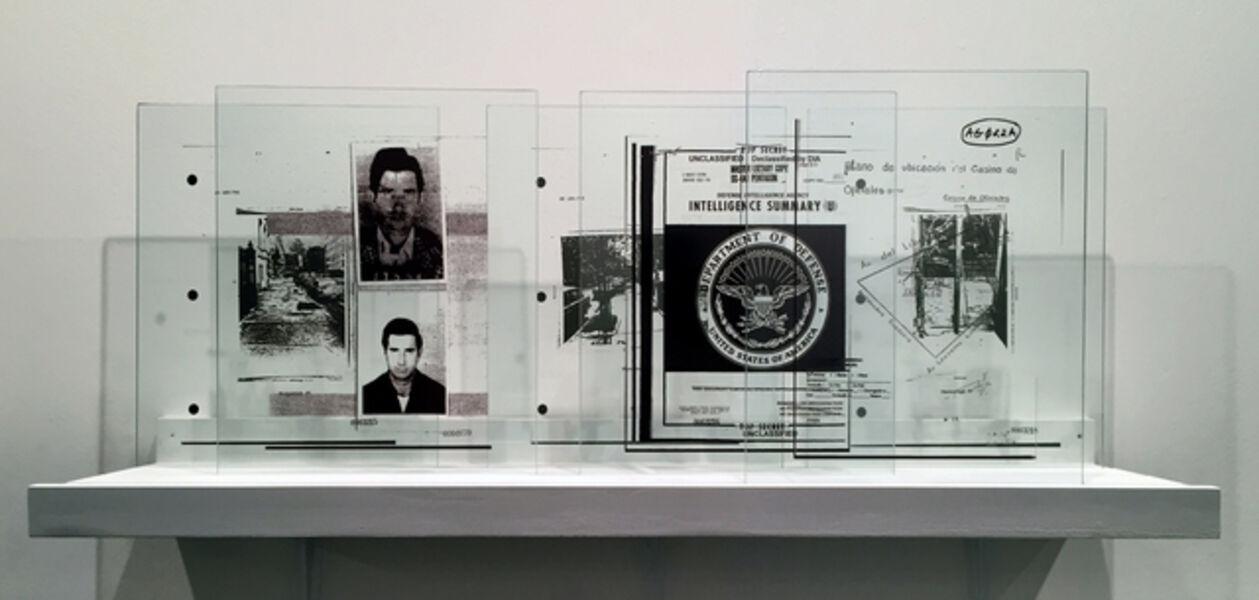 Voluspa Jarpa, 'De la Serie Leer el Tiempo', 2015