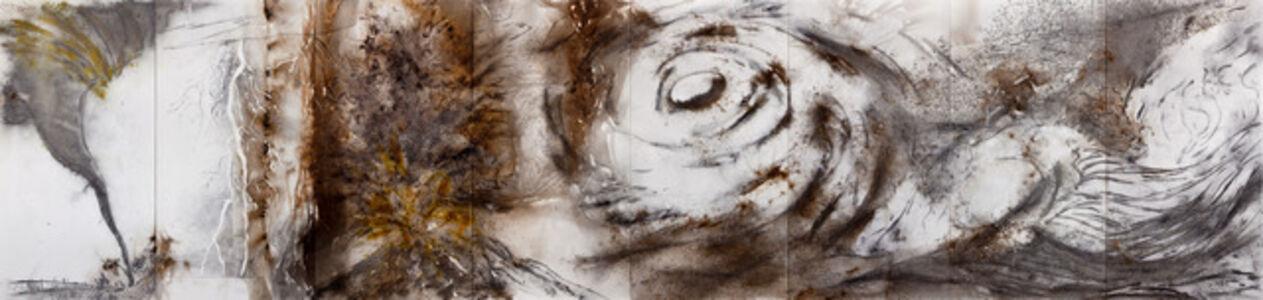 Cai Guoqiang 蔡国强, 'Chaos in Nature', 2012