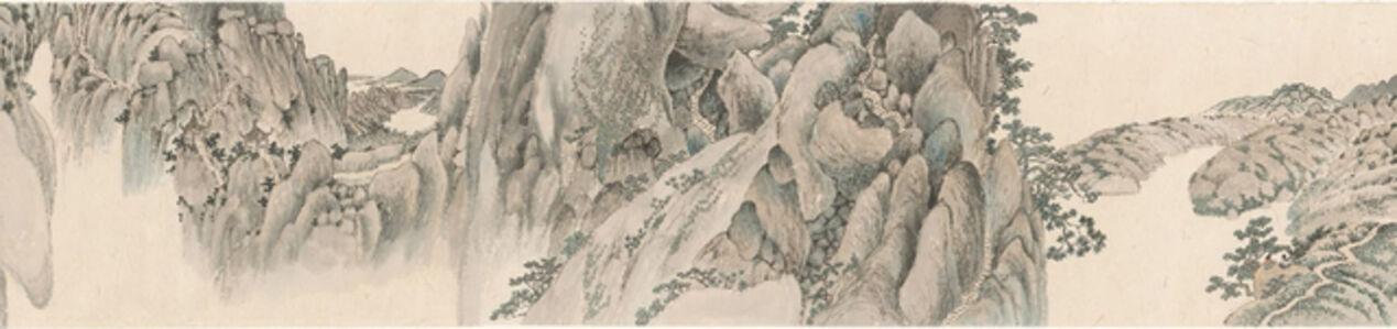Liang Shuo 梁硕, 'The Scroll of Chaya Mountain', 2018