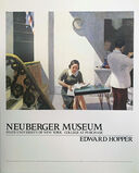 Edward Hopper, Neuberger Museum, State University of New York, College at Purchase Museum Poster