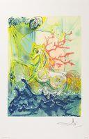Salvador Dalí, 'Neptune', 1983
