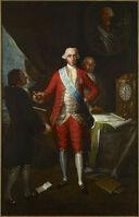 Francisco de Goya, 'The Count of Floridablanca', 1783