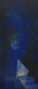 Joseph Lacasse, 'Dominante Bleue', 1955-1956