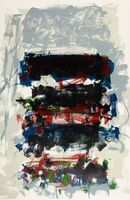 Joan Mitchell, 'Champs (Fields); from the Carnegie Hall Centennial Fine Art portfolio', 1990
