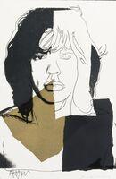 Andy Warhol, 'Mick Jagger (FS II.146) ', 1975