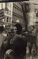 Walker Evans, 'Girl in Fulton Street, New York', 1929