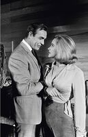 Terry O'Neill, 'Honor Blackman and Sean Connery', 1964