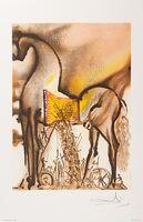 Salvador Dalí, 'Cheval de Troie (Trojan Horse)', 1983