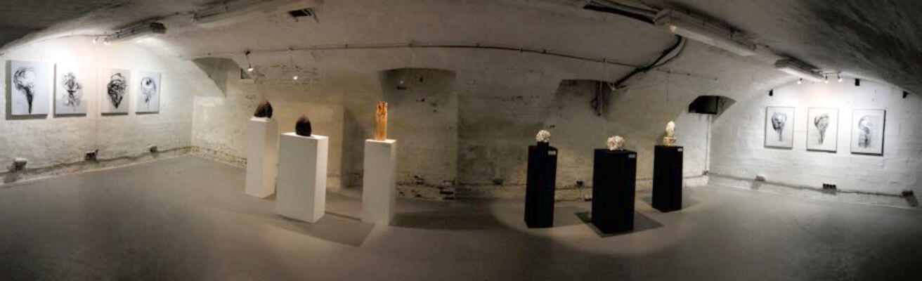 Dialogue, installation view