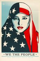 Shepard Fairey, 'We the People (set of 3)'