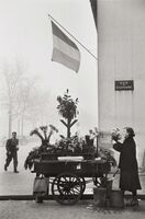 Henri Cartier-Bresson, 'Rue De Bassano, 8th Arrondissement, Paris', 1953