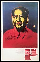 Andy Warhol, 'Mao ', 1977