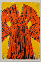 Jim Dine, 'Chrome Yellow Robe', 2013