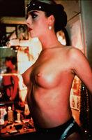 Nan Goldin, 'Kim Harlow in the Dressing Room, Paris', 1991