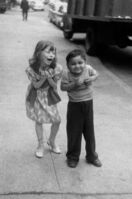 Diane Arbus, 'Child teasing another, N.Y.C. 1960', 1960