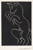 Henri Matisse, '. . . UN MEUGLEMENT DIFFÉRENT DES AUTRES . . .  (. . . a roar different from all others . . .)', 1944