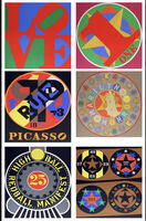 Robert Indiana, 'The American Dream', 1997