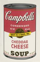 Andy Warhol, 'Campbell's Soup II, Cheddar Cheese F&S II.63', 1969