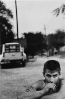 "Larry Clark, 'David Roper (from the series ""Tulsa"")', 1963 / 1981"