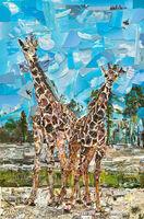 Vik Muniz, 'Postcards from Nowhere: West Palm Beach', 2014