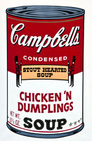 Andy Warhol, 'CHICKEN N'DUMPLINGS, FROM CAMPBELL'S SOUP II (F. & S. II.58)', 1969