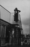 André Kertész, 'A Visit in Montparnasse, Paris', 1936 / 1973c