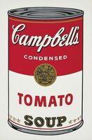 Andy Warhol, 'Tomato Soup, from Campbell's Soup I (F. & S. II.46)', 1968