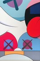 KAWS, 'Blame Game Print No. 3', 2014