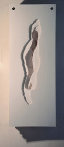 Angela Glajcar, '2015-019 Terforation', 2015