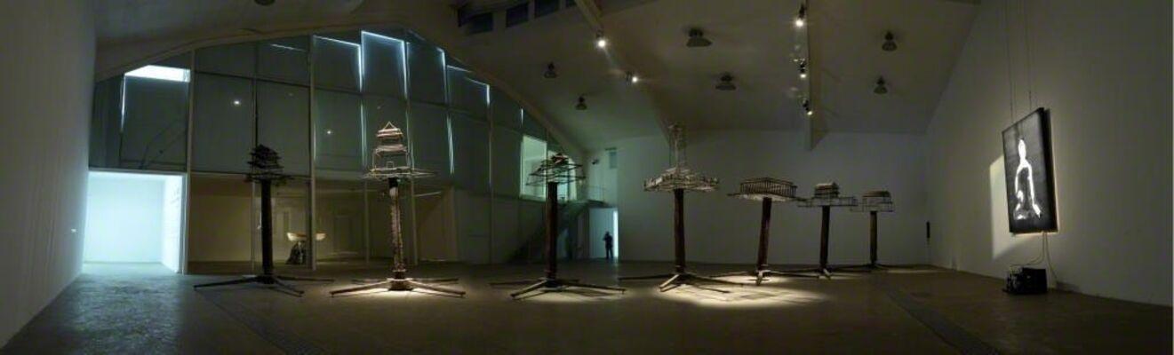"""Wu Daxin Solo Exhibition """"De Composure"""", installation view"""