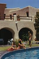 Slim Aarons, 'Algarve Hotel Pool', 1970