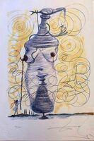 Salvador Dalí, 'Casanova Table 11', 1980