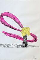 Andy Warhol, 'Flowers (Hand-Colored) II.117', 1974