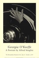Alfred Stieglitz, 'Georgia O'Keefe', 1997