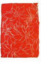 Andy Warhol, 'Poinsettias', ca. 1983